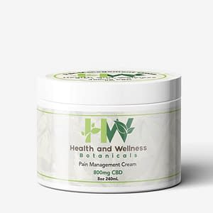 8oz pain management cream
