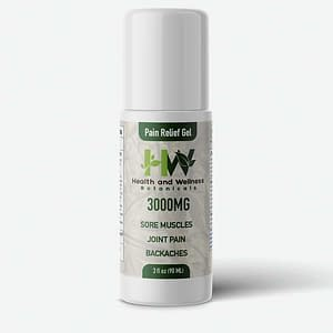 Pain Relief Roll On CBD