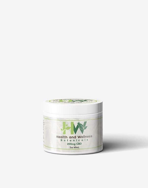 2oz 200mg cbd pain management cream