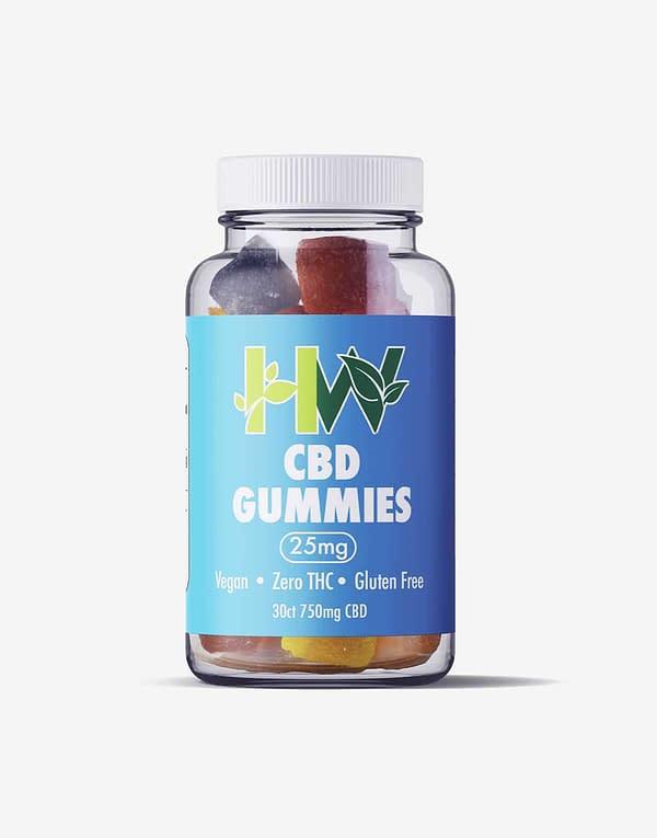 25mg CBD Gummies - Assorted Flavor