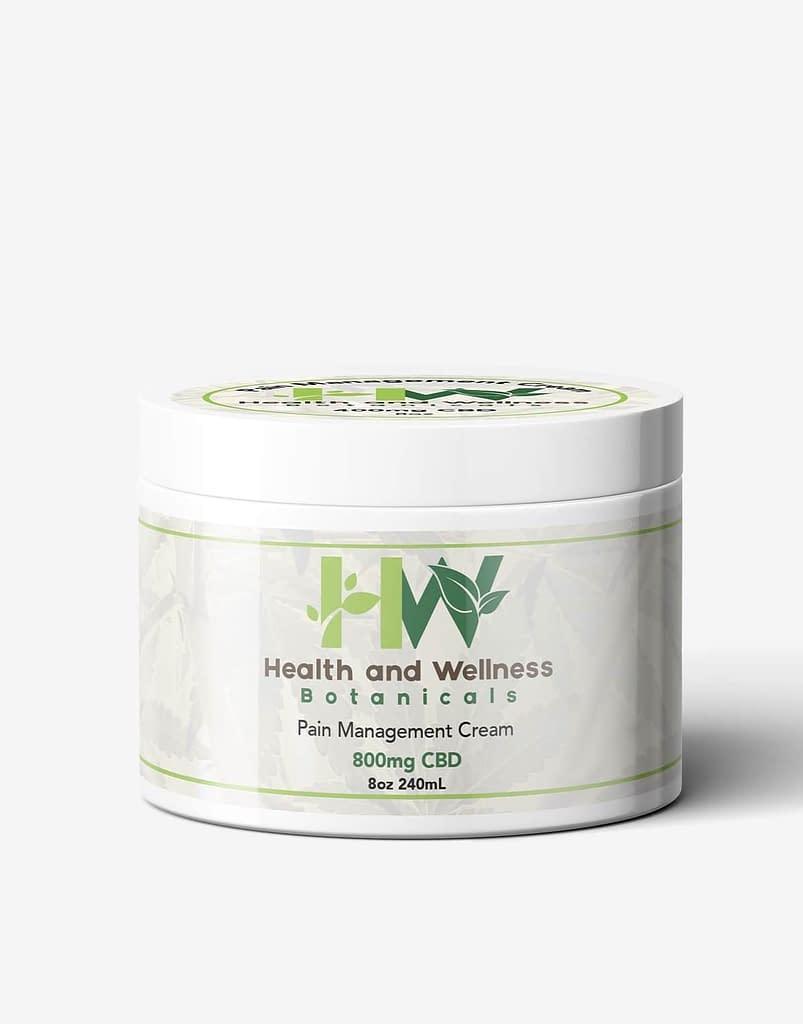 8oz pain management cream